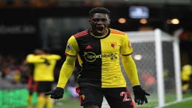 تقارير: ليفربول مستعد لدفع طلبات واتفورد للحصول على خدمات إسماعيل سار