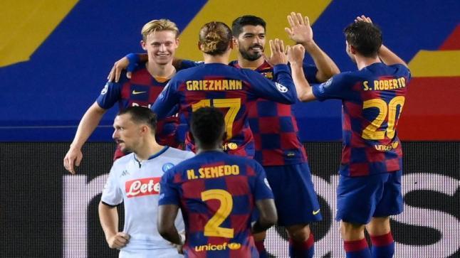 تقارير: برشلونة يقترب من ضم مدافع فرنسي مجانا