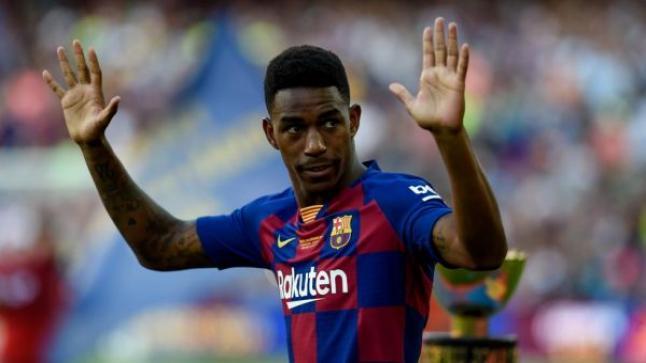 تقارير: مدافع برشلونة على رادار الدوري الإيطالي