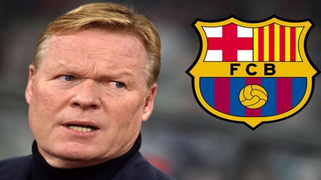 سكاي سبورتس: برشلونة توصل لاتفاق مع كومان لتدريب الفريق