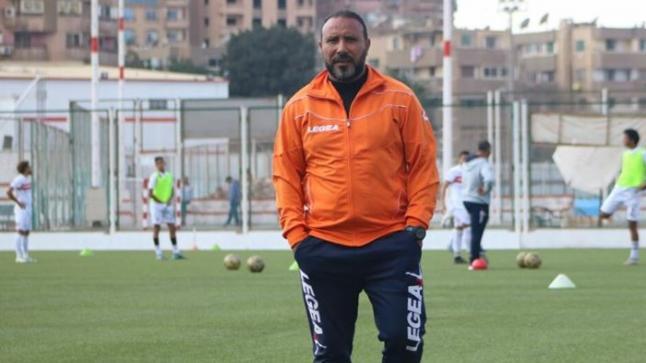 مدرب الزمالك: شعرنا بارتياح من عدم بدء أحمد فتحي في القمة