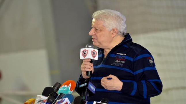 مرتضى منصور: عرضت كهربا على تركي آل الشيخ ورفض