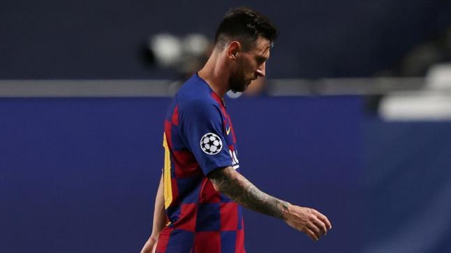 تقارير: ميسي يريد الاجتماع مع مسؤولي برشلونة في وجود محاميه