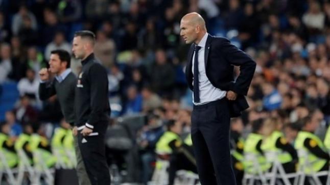 بعد فوز ريال مدريد على ليجانيس بخماسية.. تعليق صادم لـ زيدان