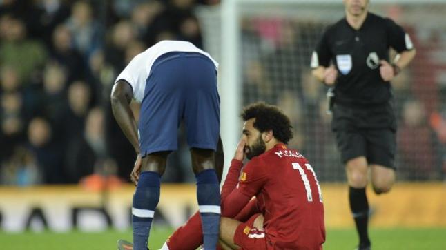 بسبب إصابة صلاح.. حالة من الرعب والإحباط بين جماهير ليفربول