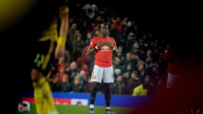 بسبب الإصابة.. بوغبا يغيب عن مانشستر يونايتد حتى آخر العام